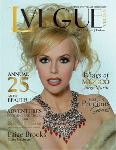 L'Vegue Magazine, summer issue (2017)
