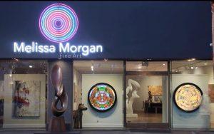 James Stanford exhibits at Melissa Morgan Fine Art