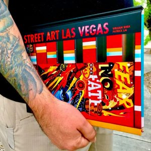 Las Vegas Street Art mural hunt explores downtown Las Vegas.